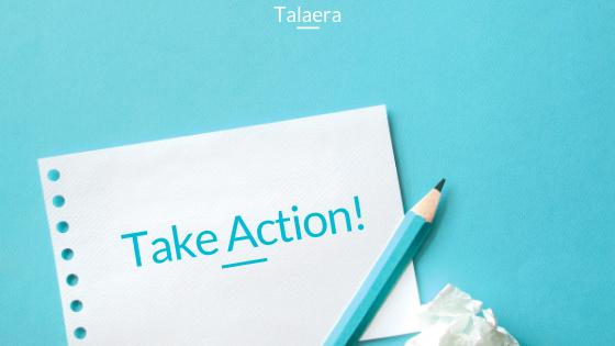 Best Business English Training - Take action