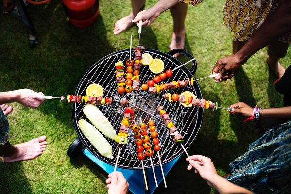 Cultural events - cookout