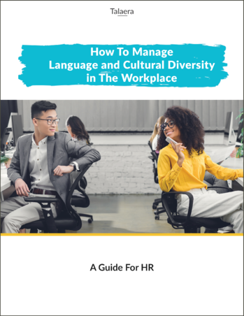 Manage Diversity in the Workplace - Talaera Ebook
