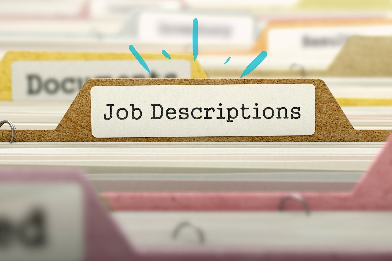 Talaera Job Descriptions