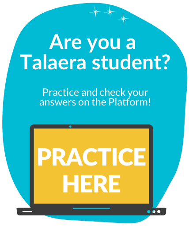 Talaera Student Platform Practice