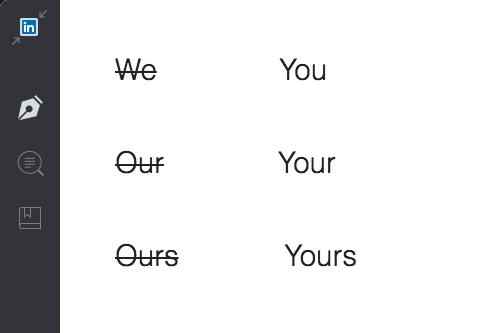 Tip4_You vs We