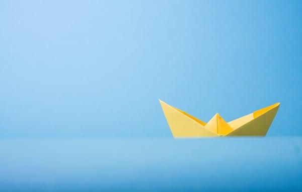 Business Idiom - Same boat