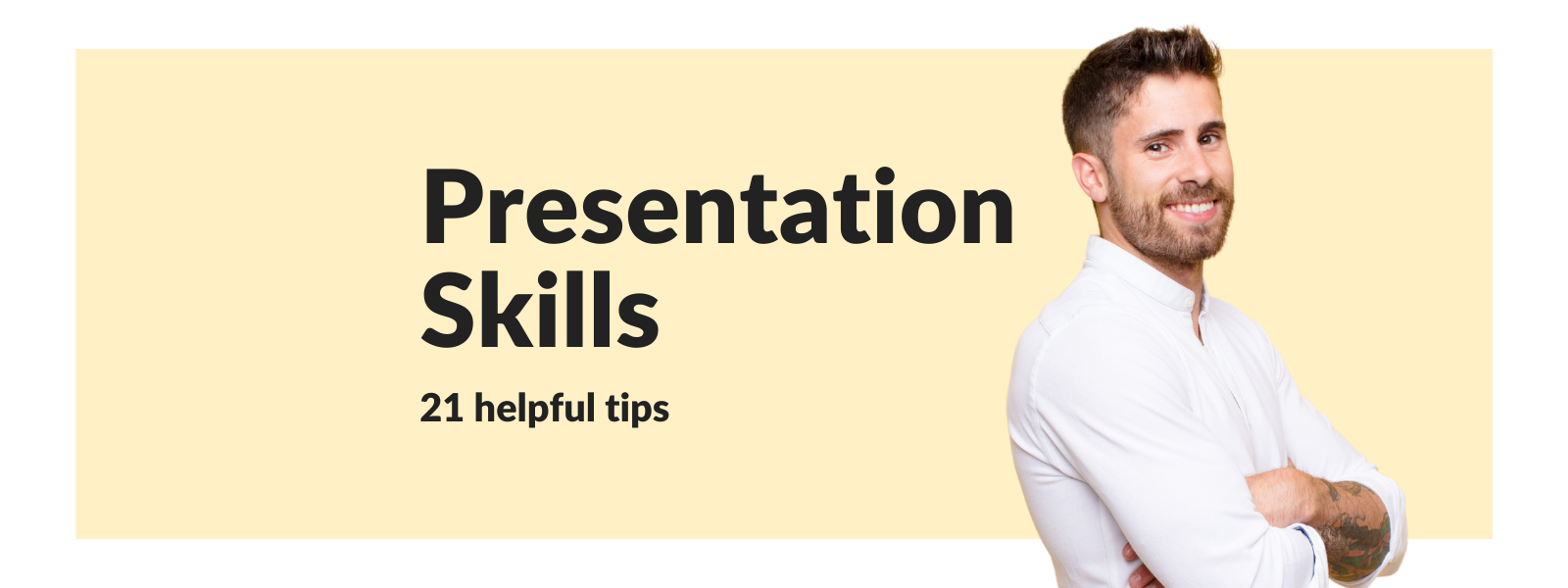 Tips to improve presentation skills - Talaera