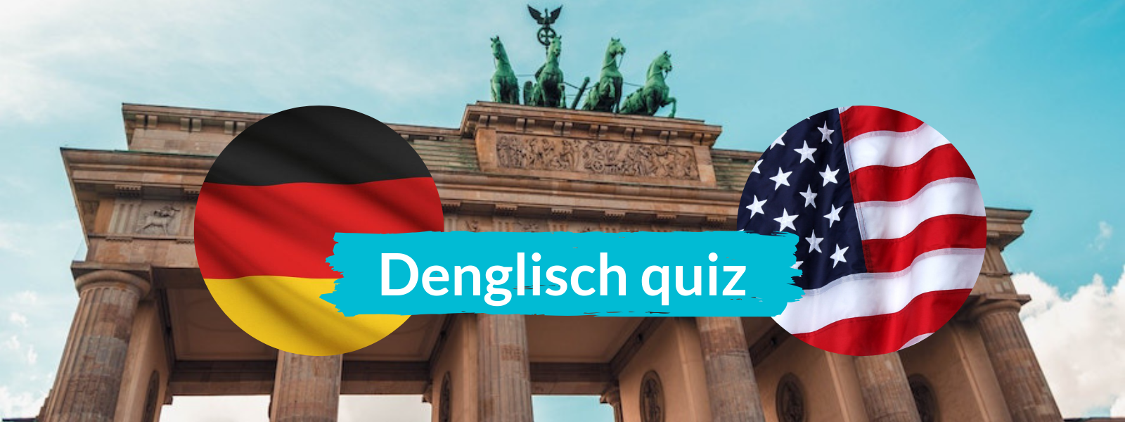 Common mistakes Germans make in English Denglisch quiz