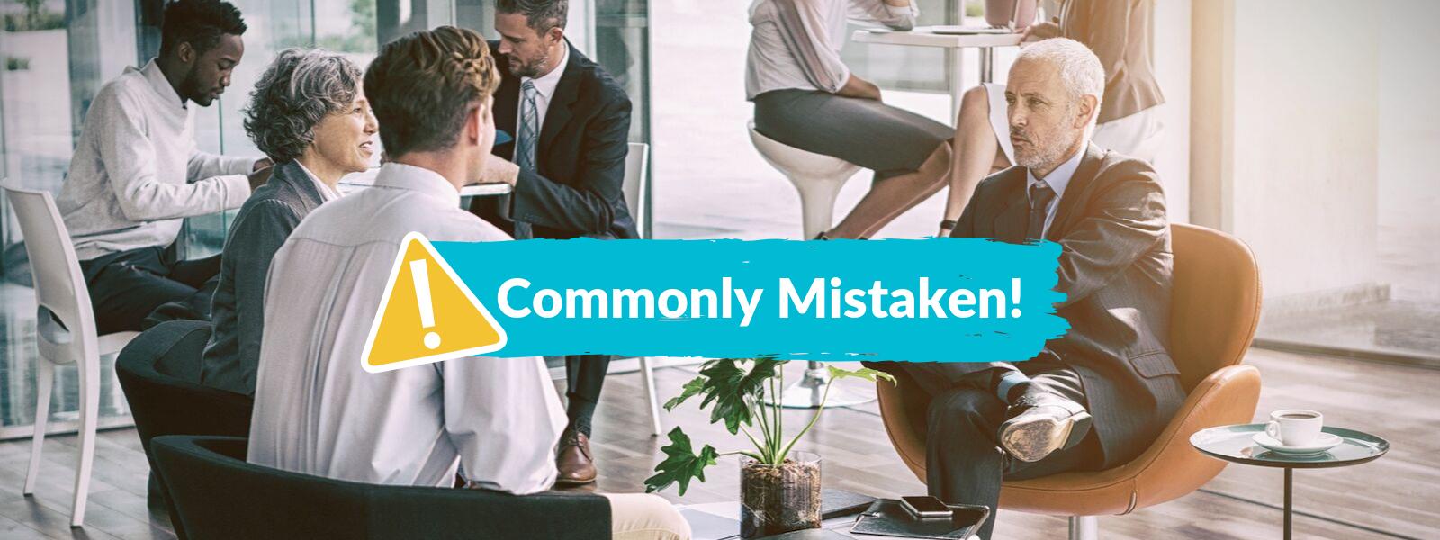 Common mistakes business English phrases Talaera