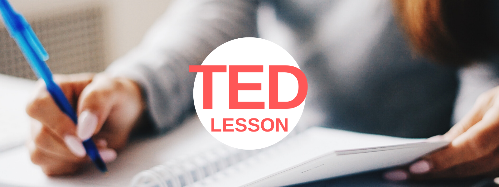 ESL Lesson TED Talk How to gain control of your free time
