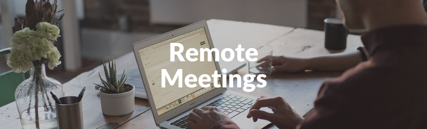 How to get your point across in remote meetings