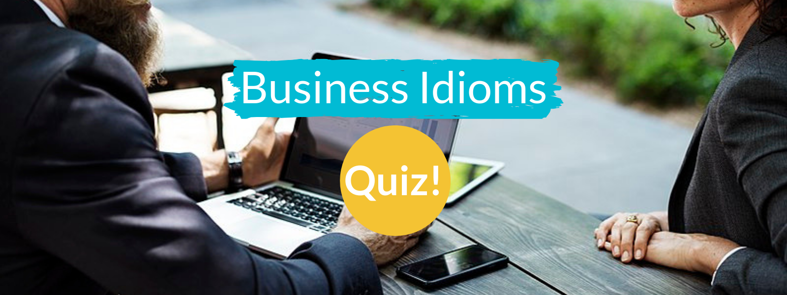 Quiz business idioms Talaera-1