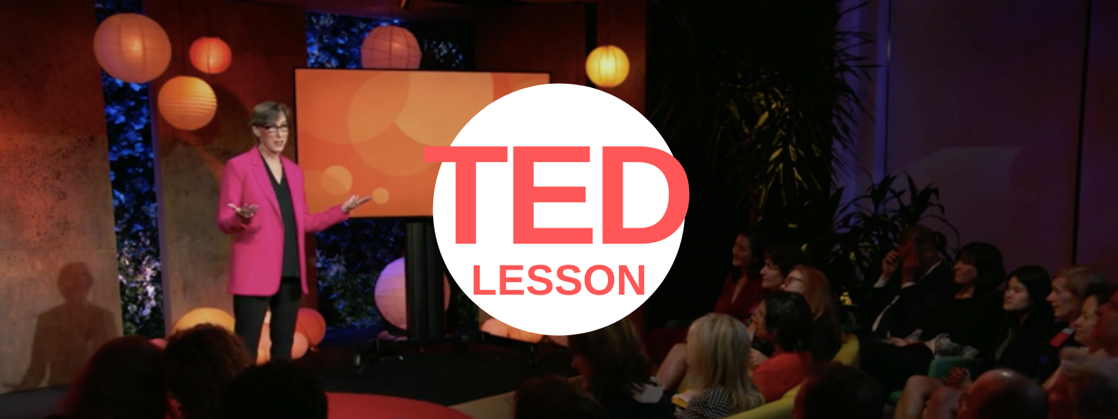 TED Talk Lesson - The little risks you can take to increase your luck