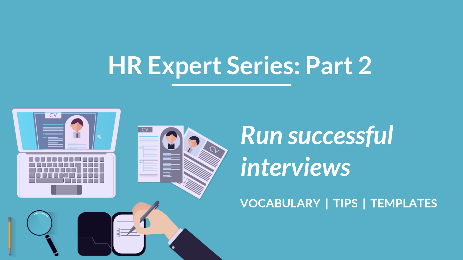 Talaera - Interviews HR Vocabulary-1