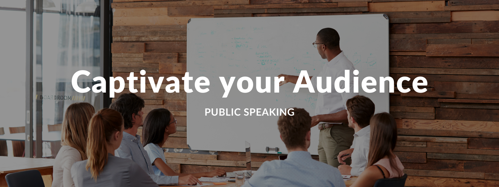 Tips for Public Speaking - Captivate your Audience - Talaera Business English blog