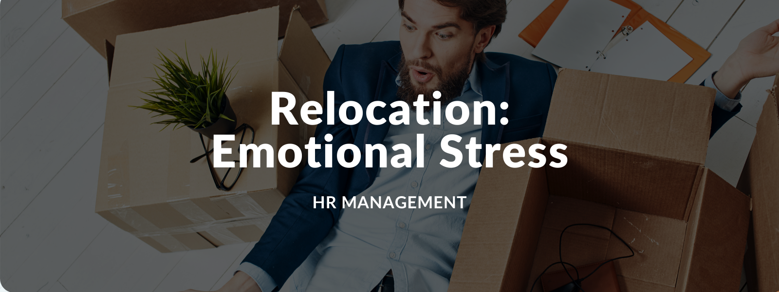 Relocation: Emotional Stress and how to solve it