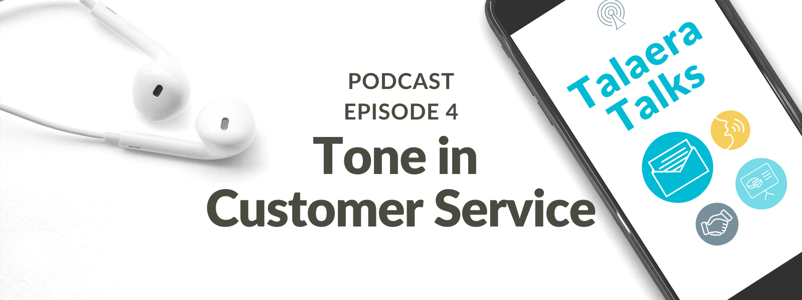 Tone in Customer Service - Business English Podcast Talaera Talks